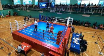 Изюмские боксеры будут бороться за возможность участия на Чемпионате Украины