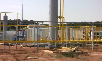 В Студенку завершает работы по строительству установки комплексной подготовки газа