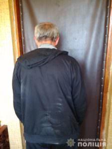 В Изюме мужчина ворвался в дом и изнасиловал женщину