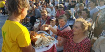 Жителям села Капитоловки отпраздновали юбилей 250 лет со дня создания общины