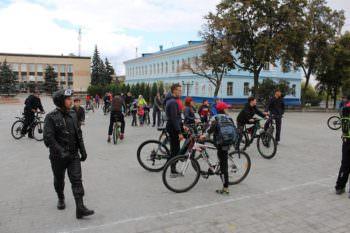 """В городе прошло мероприятие """"Велоосень-2019"""" - фото"""