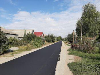 Дорогу по ул. Островской капитально отремонтировали - фото