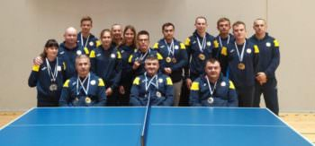 Изюмчанин завоевал золото на чемпионате с теннису в Финляндии