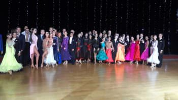 Танцоры «Элегия» на фестивале в Харькове завоевали призовые места