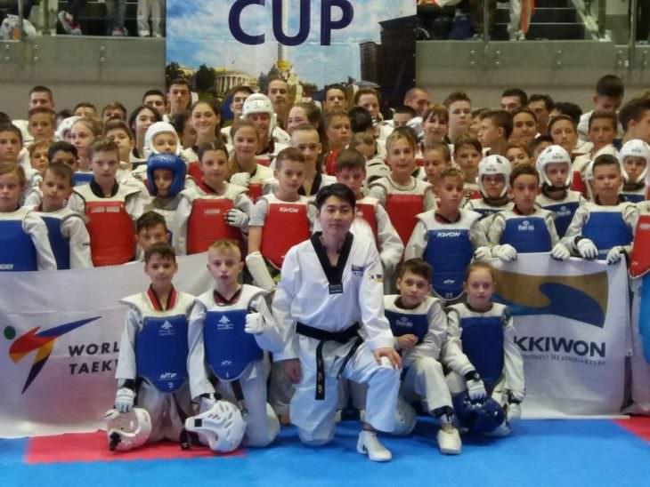 Победительницей турнира по тхэквондо в Киеве стала Изюмчанка