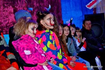 Вечеринка по случаю Хеллоуина в «Железнодорожнике» - фото