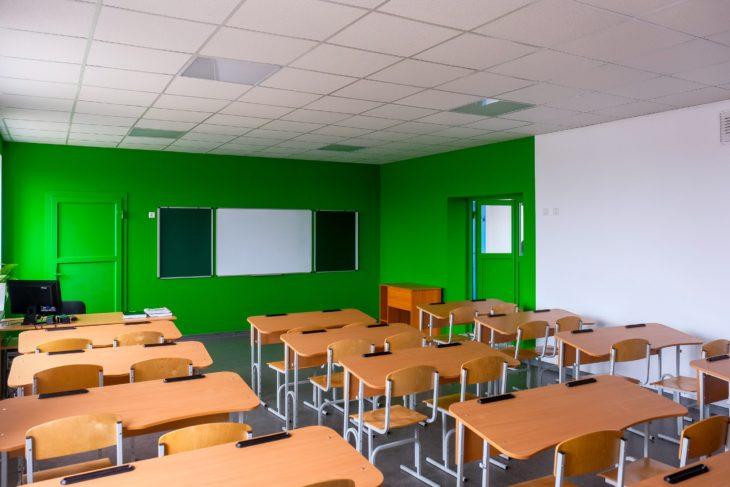 В Изюме капитально отремонтируют школу