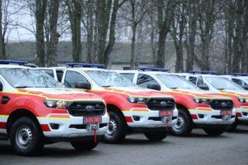 В Изюме появился новый аварийно-спасательный автомобиль