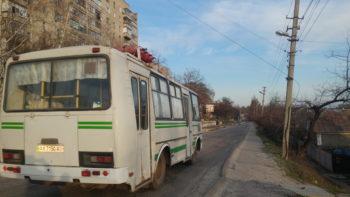 Существенные изменения в работе общественного транспорта Изюма