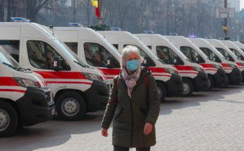 В Харьковской области введен режим ЧС, из-за болезни коронавирусом харьковчанки