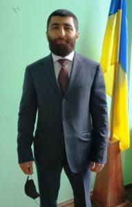 Глава Изюмской РГА - ЯнисНикифоров