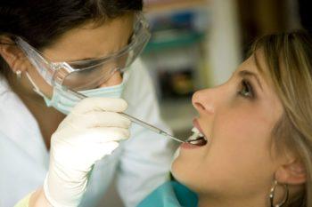 Прайс цен на лечение зубов в городе Изюме