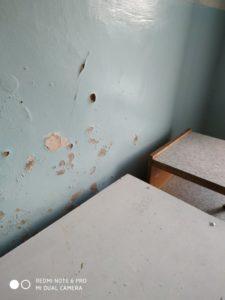 В каких условиях лечатся местные в инфекционном отделенииИзюмской ЦГБ