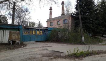 История бывшего завода ИОМЗ