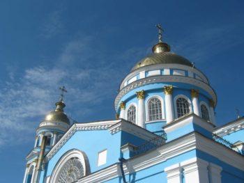 Свято-Вознесенский кафедральный собор, г. Изюма - История