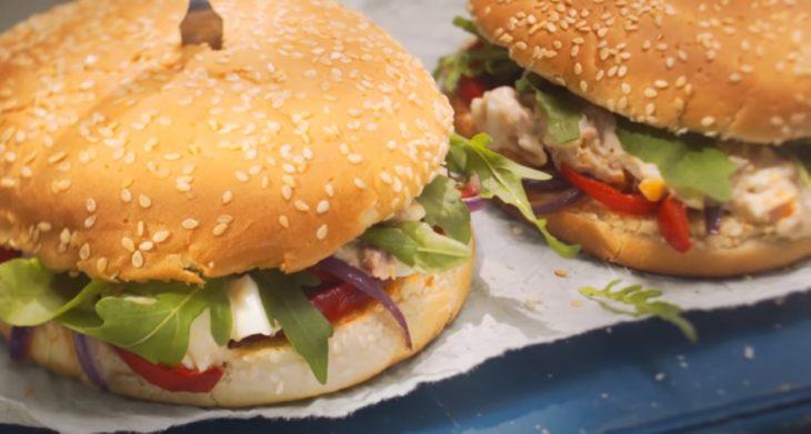 Сэндвич Пан-банья
