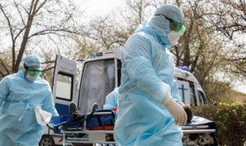 В Харьковской области больше 1000 человек за сутки заболели коронавирусом