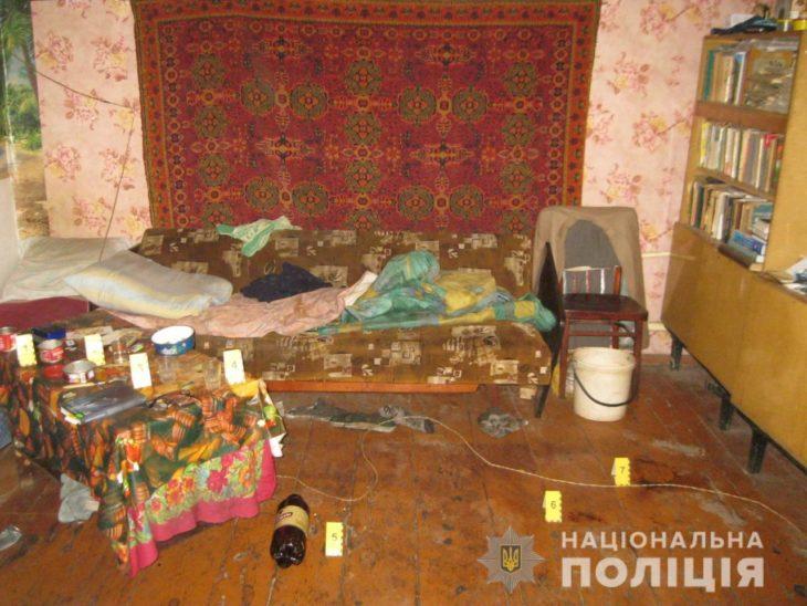 In Izyum, a drunk man beat his friend to death