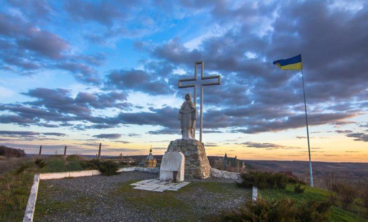 Гора Кремянец в Изюме - История