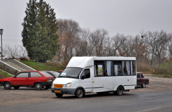 Автобусный рейс Боровая-Купянск-Боровая - расписание движения