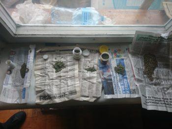 В Изюме задержали наркосбытчика
