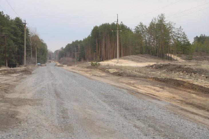 Дорогу Изюм - Оскол отремонтируют к маю