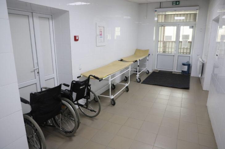 До конца июня в Изюмской ЦГБ заработает новый компьютерный томограф