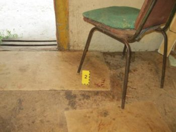 На базе отдыха в Осколе произошло покушение на убийство (фото)
