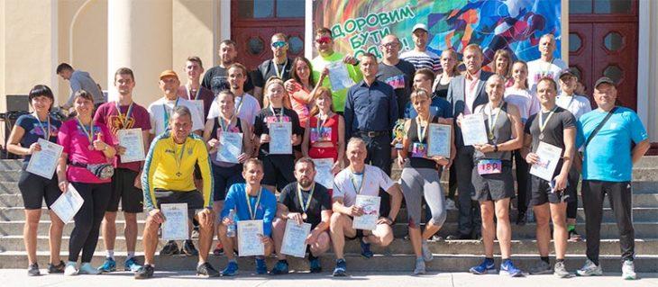 Легкоатлетический пробег «Izyum Run» 2021