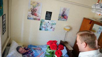 21 июня изюмчанка отметила свой 100-й юбилей