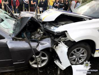 В Изюме в результате аварии погиб 25-летний мужчина