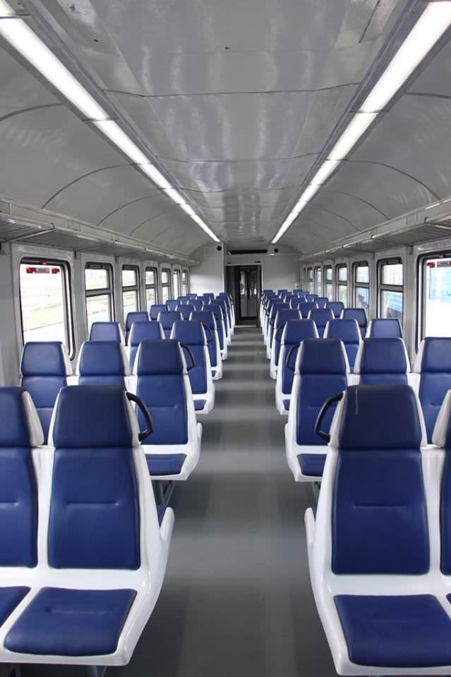 Харьковская область получит обновленный поезд (фото)