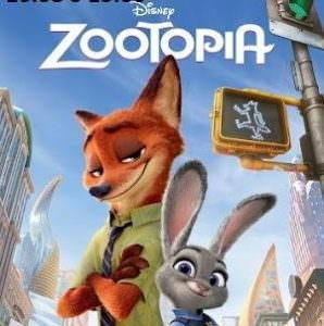 """Завтра в Изюме можно бесплатно посмотреть мультфильм """"Зоотопія"""""""