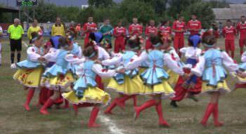 Состоялся футбольный матч среди любителей Изюмщины