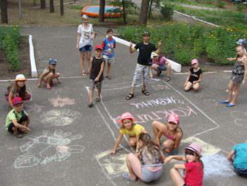 Как оздоравливаются и отдыхают дети в «Байдиківці»