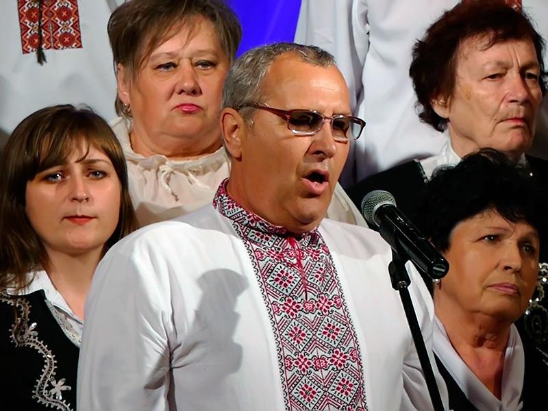 """Хор """"Крениченька"""" города Изюм занял первое место"""