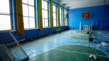Городские власти заменили все окна в спортзалах школ на  металлопластиковые
