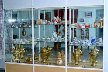 Выставка в музее имени Н. В. Сибилева