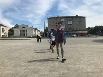 В Изюме для подростков прошел квест