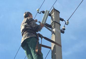 В Изюмском р-н. началась реализация проекта «Энергия света»