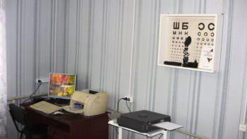 В селе Заводы капитально отремонтировали амбулаторию
