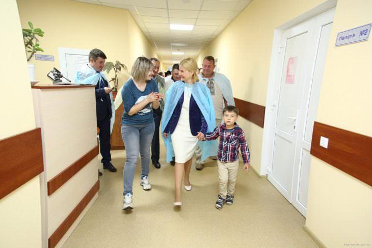 Инфекционное отделение и роддом Изюмской ЦГБ капитально отремонтируют