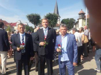 Изюмские чиновники побывали с рабочей поездкой  в Тукумси (Латвия)