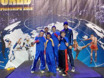 Изюмчани стали  победителями Чемпионата Европы по кикбоксингу