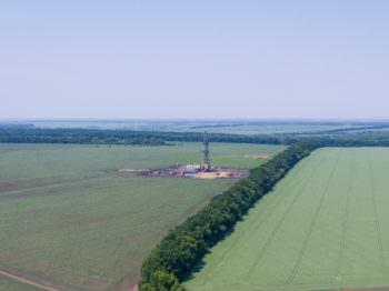 Под Харьковом открыто месторождение газа