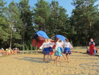 Дети-сироты бесплатно оздоравливаются в лагере «Байдиківка»