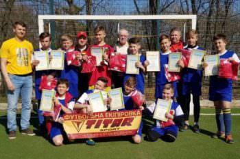 В Изюме пройдет финал по футболу среди юношей младшей вековой группы