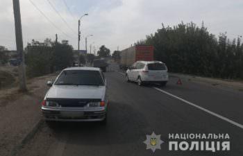 Водитель ВАЗа совершил наезд на малолетнюю девочку, девочка в коме
