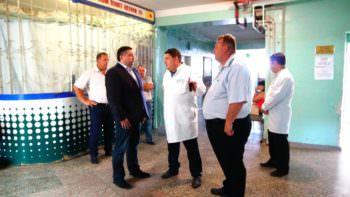 Изюм посетил новый заместитель председателя Харьковской облгосадминистрации