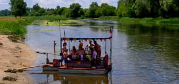 Отдых на реке Северский Донец в Изюме